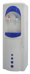 Cold & Hot Water Dispenser with Refrigerator pictures & photos