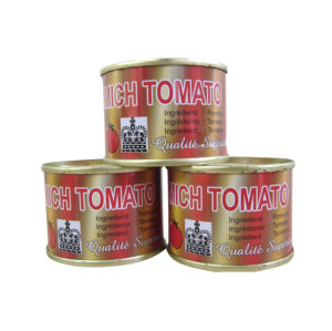 Canned Tomato Paste(70g)