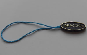 Seal Tag/Plastic Seal/Lacres PARA Roupa/ Lacre /Tag String /Hang Tag String /Plastic Seal Tag for Garments pH7228 pictures & photos