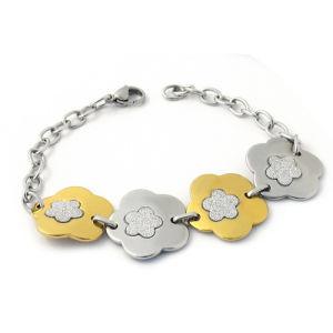 Women′s Stainless Steel Jewelry Bracelet (TPSB645)