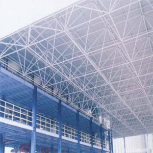 Light/Galvanizing/Painting Steel Structure Roof/Platfond/Ceiling (SP-001) pictures & photos