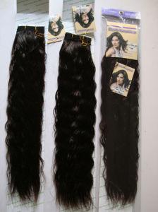Top Quality 100% Brazil Virgin Hair Weaving, Brazilian Human Hair Wet and Wavy Weave, Brazilian Human Hair Sew in Weave, Remy 100 Human Hair Weave pictures & photos