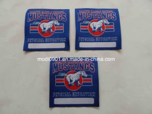 Factory Price High Quality Custom Clothing Label, Customized Private Label, Wholesale Garment Woven Logo pictures & photos
