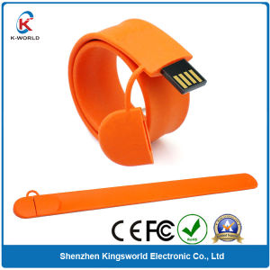 Promotion Gift Silicon Bracelet USB Flash Drive (KW-0246) pictures & photos