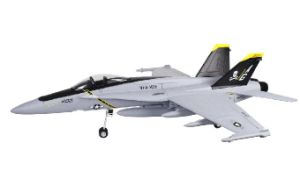 RC Plane Model F18 With 90 Ducted Fan (ST-D15B)