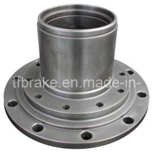 Customized Iron Casting Wheel Hub with ISO9001