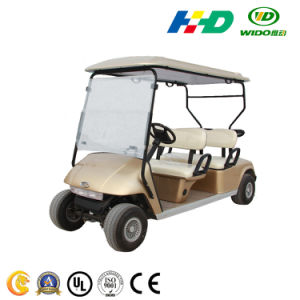 Wido 4 Seats Electric Golf Cart