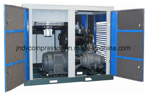 75kw Two Stage Series Stable Screw Air Compressor pictures & photos