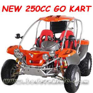 New 250CC Two Seat Four Stroke Go Kart (MC-441) pictures & photos