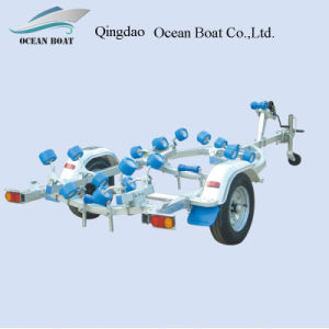 Dyz330r New Style High Quality Trailer for 4.2m Boat pictures & photos