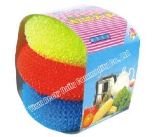 Plastic Pot Scourer (MP1006)