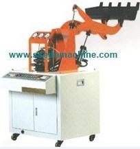 Loader Test Bench Heavy Machine Teaching Model Mechanical Trainer