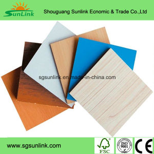 Melamine MDF Furniture Timber MDF Board Manufactor for Africa pictures & photos