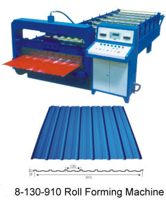 Roof Sheets Roll Forming Machine (910)