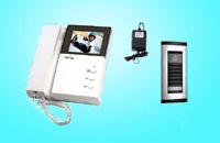 Color Video Door Phone (HW-10AC(I-12vS-1))
