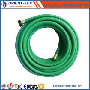 Superior Quality PVC Cover Fiber Reinforcement Gas Hose pictures & photos
