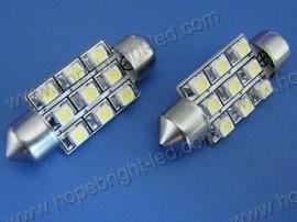 36mm LED License Plate Light (F3609X-3528SMD), LED Festoon Lights, LED Car Light
