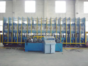 Conveyor Belt Hot Plate Vulcanizing Press pictures & photos