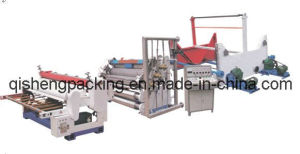 Qdwj-C-1450 Heavy Duty Single Sided Corrugated Cardboard Production Line pictures & photos