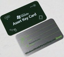 Asset Key Card