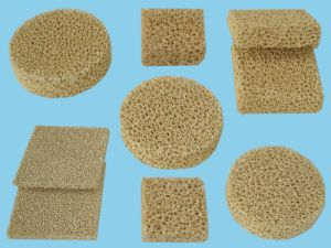Zirconia Ceramic Foam Filter for Steel