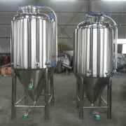 Stainless Steel Fermenter Tank (-FV20)
