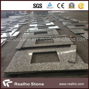 Cheap Chinese Granite Tiger Skin White Countertops for Kitchen and Bathroom Vanity pictures & photos