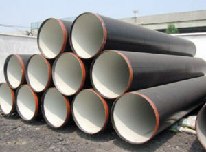 ASTM A234 Wpb Straight Seam Steel Pipe