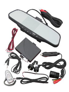 Bluetooth Hands Free Car Kit (PK002)