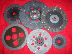 Taishan (TS, agropro, agro king, agro prince, super master) Tractor Parts/ AS250/AS300/AS350/ Clutch Plate