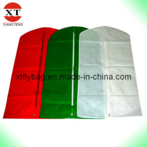 Ecofriendly Non Woven Suit Cover Garment Bag (XTFLY00042) pictures & photos