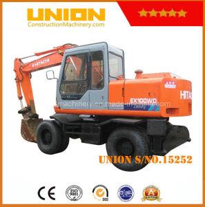 Hitachi Ex-100wd (10 t) Excavator pictures & photos