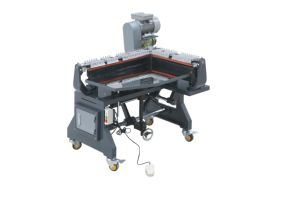 Folding in Machine for Decorative Box (SZR-520) pictures & photos