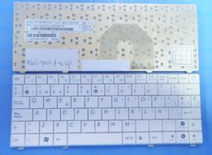 Notebook Keyboard Spain Original Keyboard for Asus Eeepc 900ha 900 Ha Keyboard Black pictures & photos