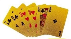 Paper Playing Card/ Plastic Poker (DSC02P034)