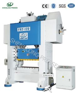 2000kn Automatic Closed Frame Twin Rod High Speed Press Machine pictures & photos