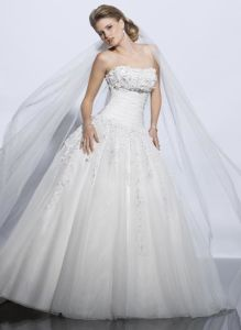 OEM Designer Wedding Dresses (DNW1034)