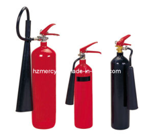 4KG Carbon Dioxide Fire Extinguisher