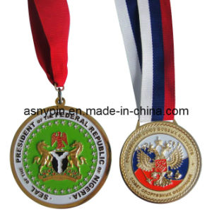 Metal Sports Honor Medal for Souvenir (ASNY-MM-TM-051) pictures & photos