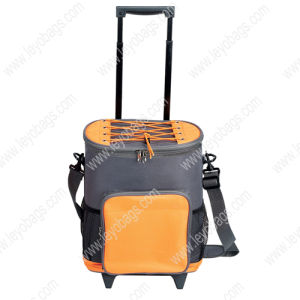 Trolley Cooler Bag Wheeled Ice Bag (CB110316)