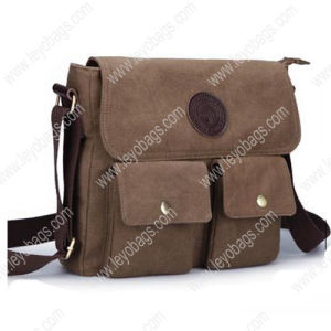 Cotton Canvas Messenger