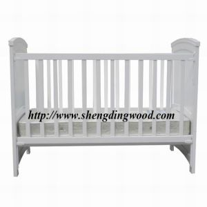 Sleigh Baby Cot Bed ()