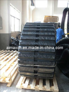 Dumper Tracks 800*125*80 Rubber Track pictures & photos