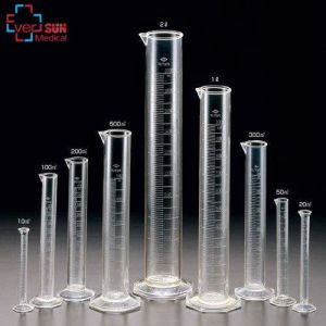 Glass Measuring Cylinder for Laboratory (10ml, ...1000ml)
