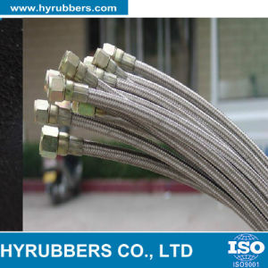 High Performance Rubber Hydraulic Hose SAE 100 R14 (Teflon) pictures & photos
