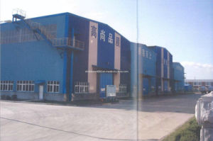 Light Steel Beam Warehouse/Steel Warehouse/Steel Workshop Cornice Height 29.9m (BR00139)