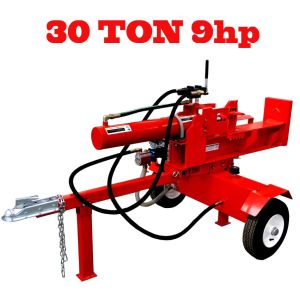 37 Ton Vertical and Horizontal Wood Splitters pictures & photos