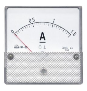 Moving Coil Instrument DC Ammeter (SD-80, SD-60, SD-50, SD-45)