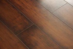 Carbonized HDF Laminate Flooring of New Colour pictures & photos