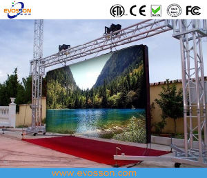 Outdoor Full Color P5 Show/ Advertising Nationstar LED Display Screen pictures & photos
